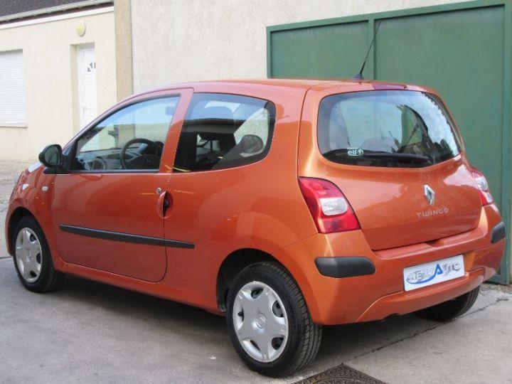 Renault TWINGO 1.2 60CH DYNAMIQUE ORANGE Occasion - 3