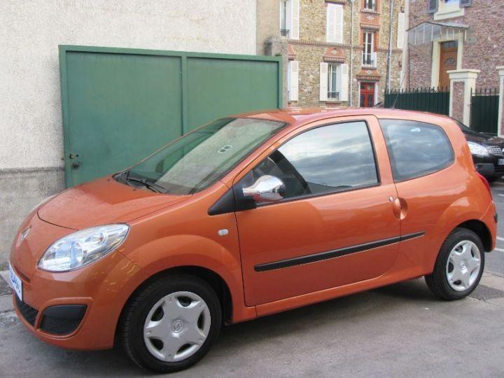 Renault TWINGO 1.2 60CH DYNAMIQUE ORANGE Occasion - 5