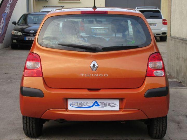 Renault TWINGO 1.2 60CH DYNAMIQUE ORANGE Occasion - 7