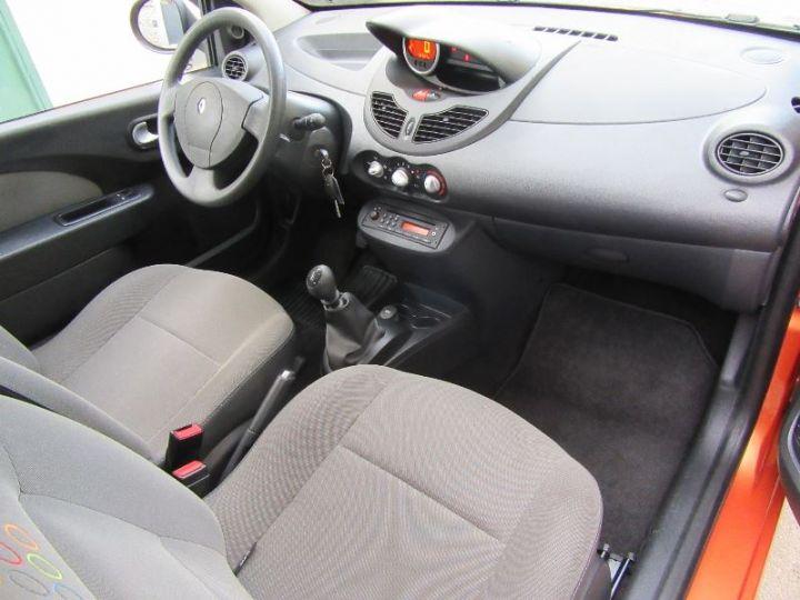 Renault TWINGO 1.2 60CH DYNAMIQUE ORANGE Occasion - 13