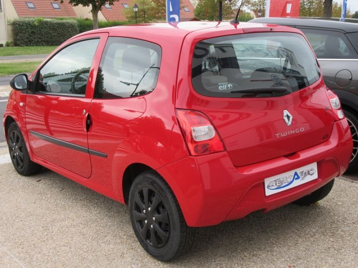 Renault TWINGO 1.2 60CH EXPRESSION ROUGE Occasion - 3