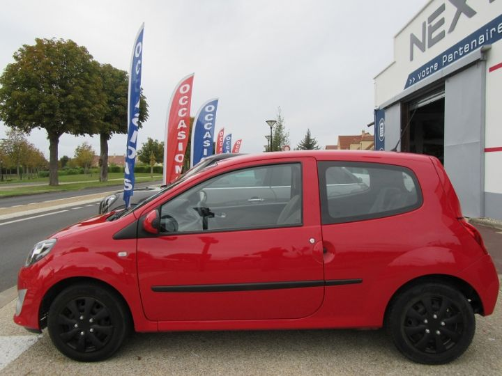 Renault TWINGO 1.2 60CH EXPRESSION ROUGE Occasion - 7