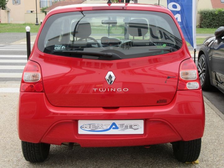 Renault TWINGO 1.2 60CH EXPRESSION ROUGE Occasion - 12