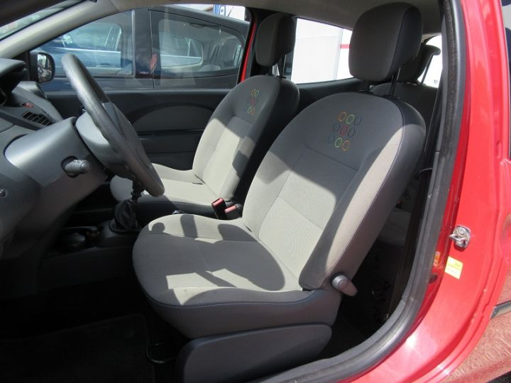 Renault Twingo 1.2 JE T'AIME Rouge Occasion - 4