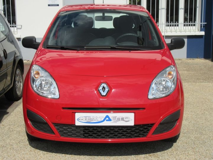 Renault Twingo 1.2 JE T'AIME Rouge Occasion - 6