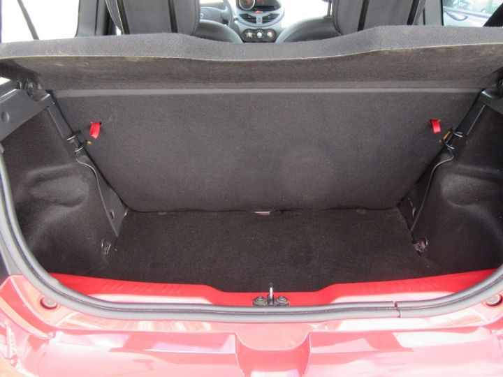 Renault Twingo 1.2 JE T'AIME Rouge Occasion - 9