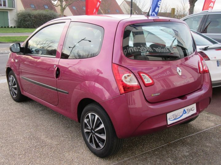 Renault Twingo 1.2 LEV 16V 75CH AUTHENTIQUE ECO² Violet - 3