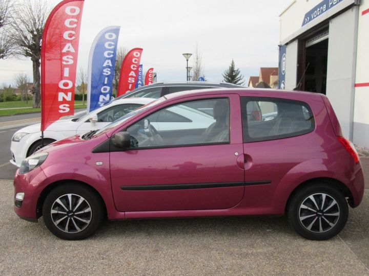Renault Twingo 1.2 LEV 16V 75CH AUTHENTIQUE ECO² Violet - 5
