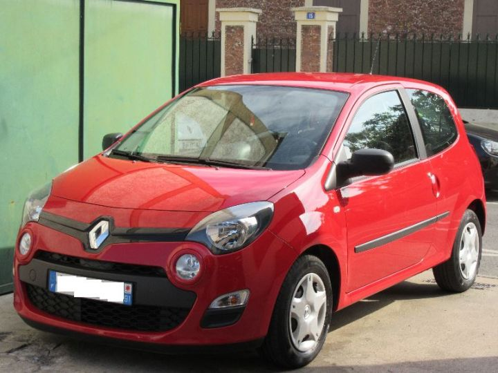 Renault TWINGO 1.2 LEV 16V 75CH ECO ROUGE Occasion - 1