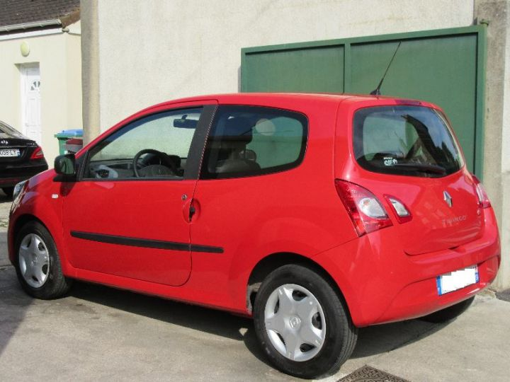 Renault TWINGO 1.2 LEV 16V 75CH ECO ROUGE Occasion - 3