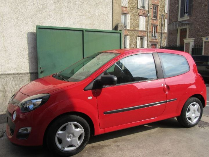 Renault TWINGO 1.2 LEV 16V 75CH ECO ROUGE Occasion - 5