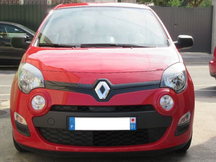 Renault TWINGO 1.2 LEV 16V 75CH ECO ROUGE Occasion - 7