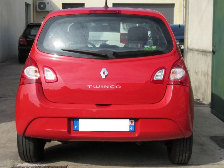 Renault TWINGO 1.2 LEV 16V 75CH ECO ROUGE Occasion - 8