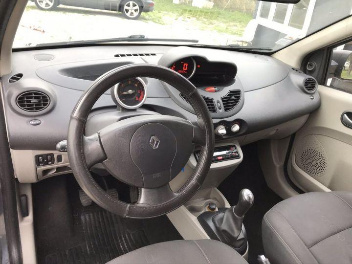 Renault TWINGO 1.5 DCI 70CH  GRIS FONCÉ  Occasion - 5