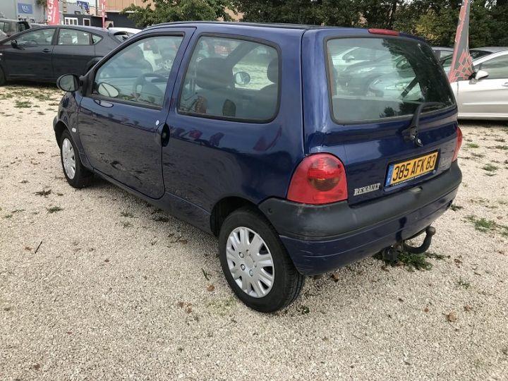 Renault Twingo BLEU Occasion - 5