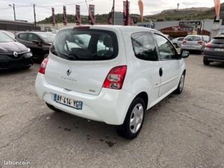 Renault Twingo Blanc Occasion - 4