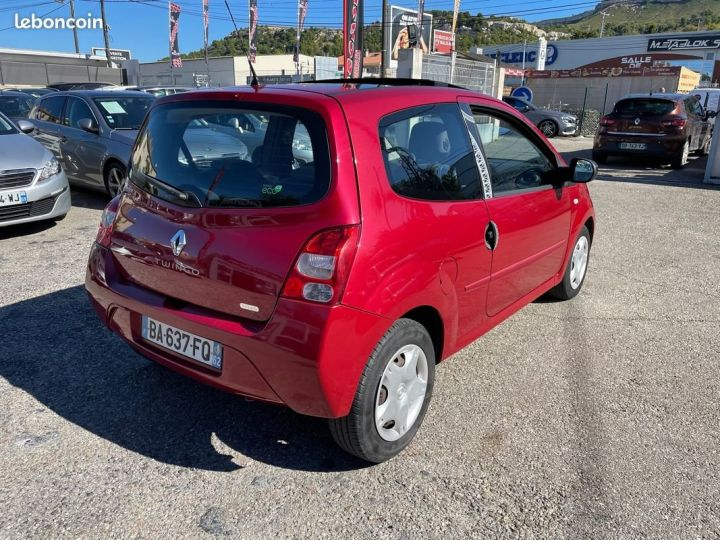 Renault Twingo Rouge Occasion - 3