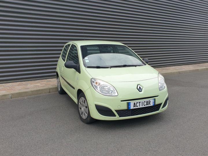 Renault Twingo 2 1.2 60 authentique bv5 ii Vert Amande Occasion - 18
