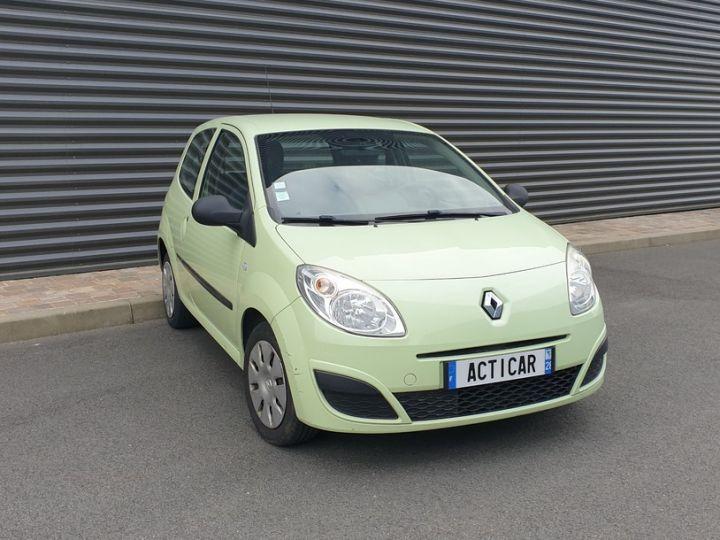 Renault Twingo 2 1.2 60 authentique bv5 o Vert Amande Occasion - 2