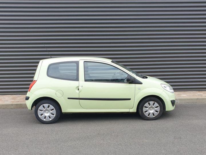 Renault Twingo 2 1.2 60 authentique bv5 o Vert Amande Occasion - 3