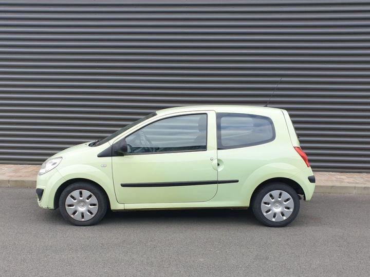 Renault Twingo 2 1.2 60 authentique bv5 o Vert Amande Occasion - 4