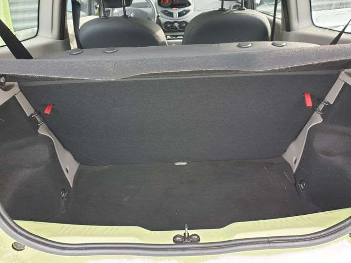 Renault Twingo 2 1.2 60 authentique bv5 o Vert Amande Occasion - 10