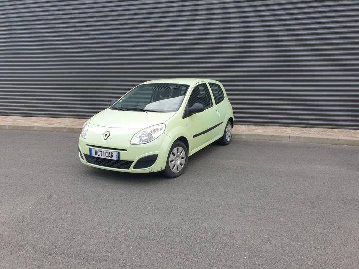 Renault Twingo 2 1.2 60 authentique bv5 o Vert Amande Occasion - 17
