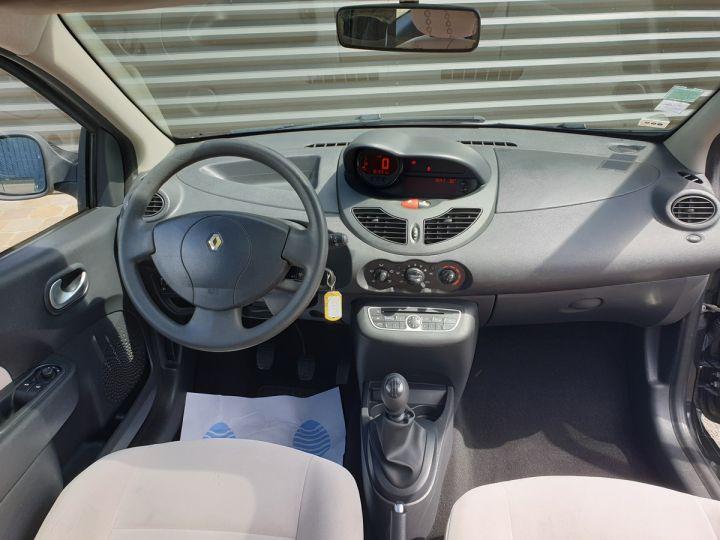 Renault Twingo 2 ii 1.2 16v 75 collection guerlain Noir Occasion - 6