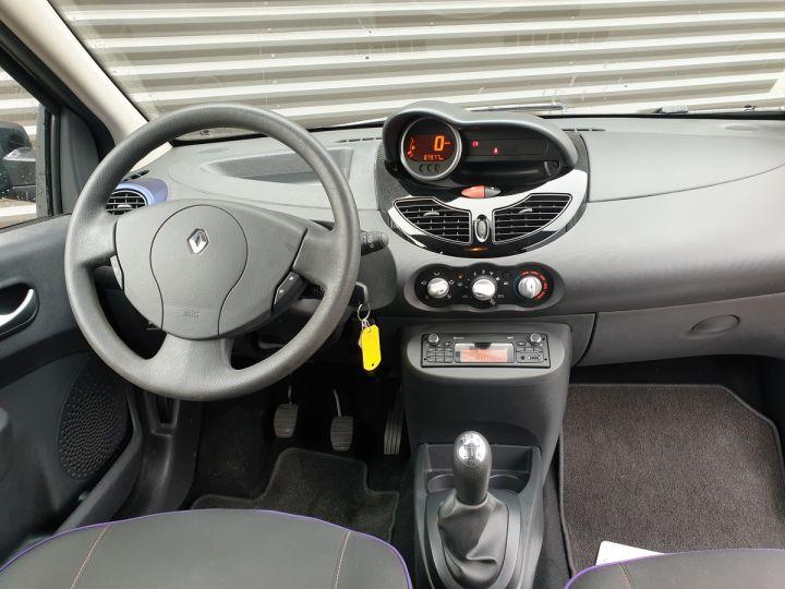 Renault Twingo 2 II 1.5 DCI 75 PURPLE Noir Métallisé Occasion - 5