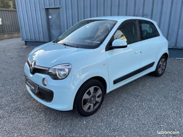 Renault Twingo 70 zen Bleu - 1
