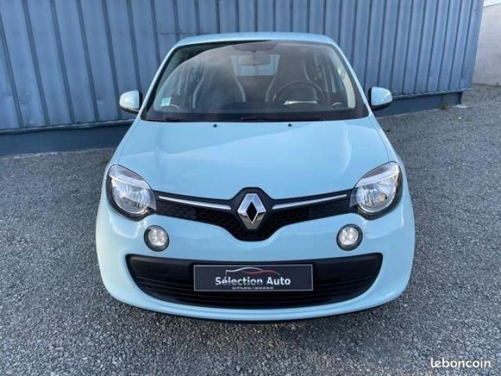Renault Twingo 70 zen Bleu - 2
