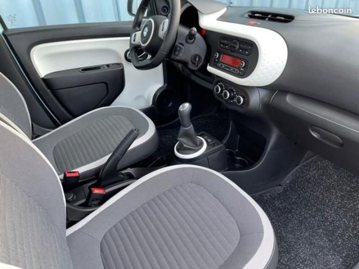 Renault Twingo 70 zen Bleu - 4