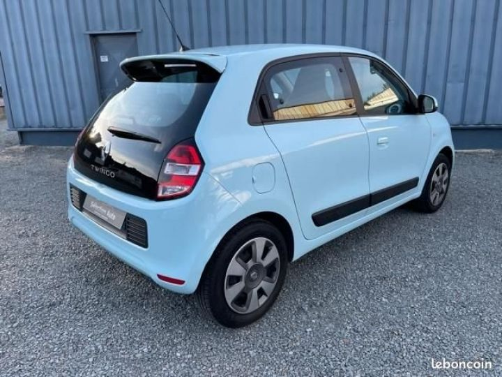 Renault Twingo 70 zen Bleu - 10
