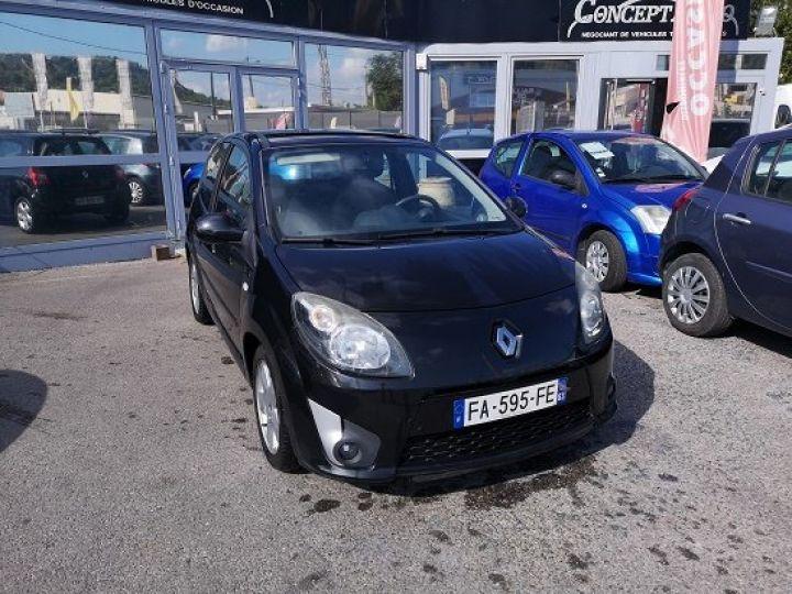 Renault TWINGO DYNAMIQUE NOIR METAL Occasion - 1