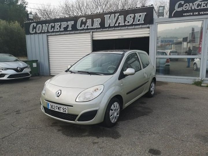 Renault Twingo EXPRESSION GRIS METALISE Occasion - 2