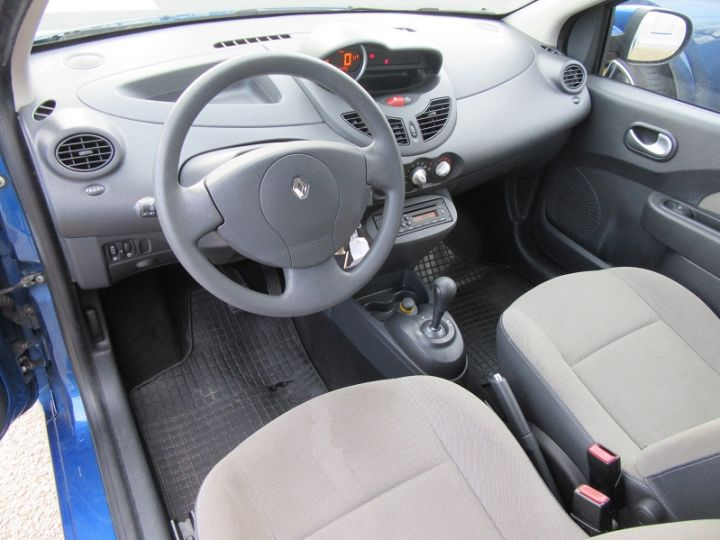 Renault TWINGO II 1.2 16V 75CH DYNAMIQUE QUICKSHIFT Bleue Occasion - 2