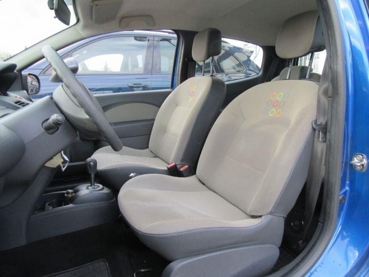 Renault TWINGO II 1.2 16V 75CH DYNAMIQUE QUICKSHIFT Bleue Occasion - 4