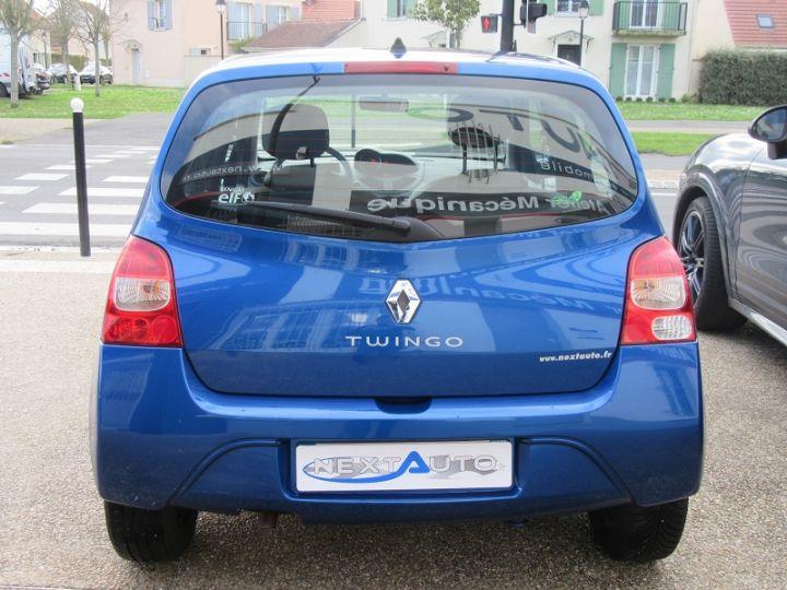 Renault TWINGO II 1.2 16V 75CH DYNAMIQUE QUICKSHIFT Bleue Occasion - 7
