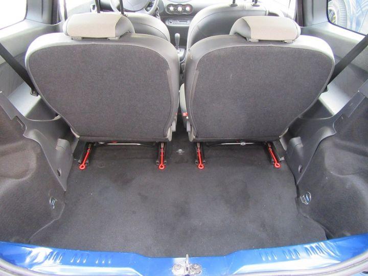 Renault TWINGO II 1.2 16V 75CH DYNAMIQUE QUICKSHIFT Bleue Occasion - 15