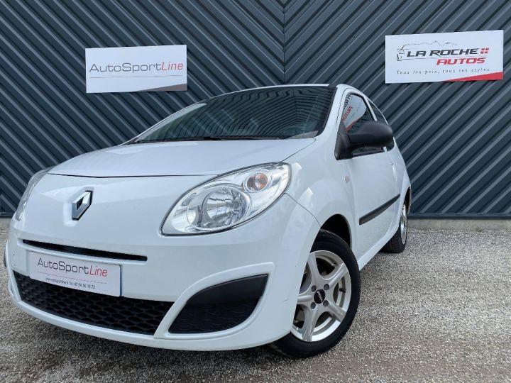 Renault TWINGO II 1.2 60 eco2 Access Blanche - 1