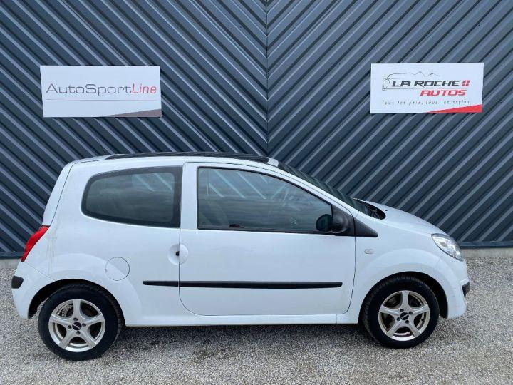 Renault TWINGO II 1.2 60 eco2 Access Blanche - 4