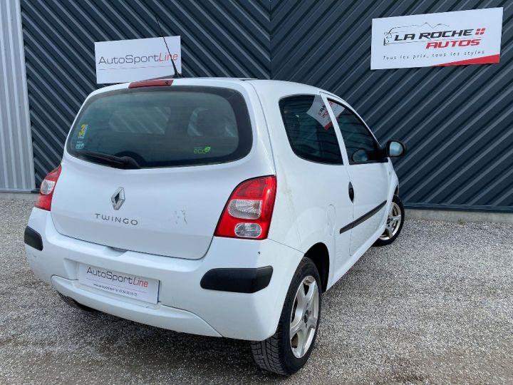 Renault TWINGO II 1.2 60 eco2 Access Blanche - 5