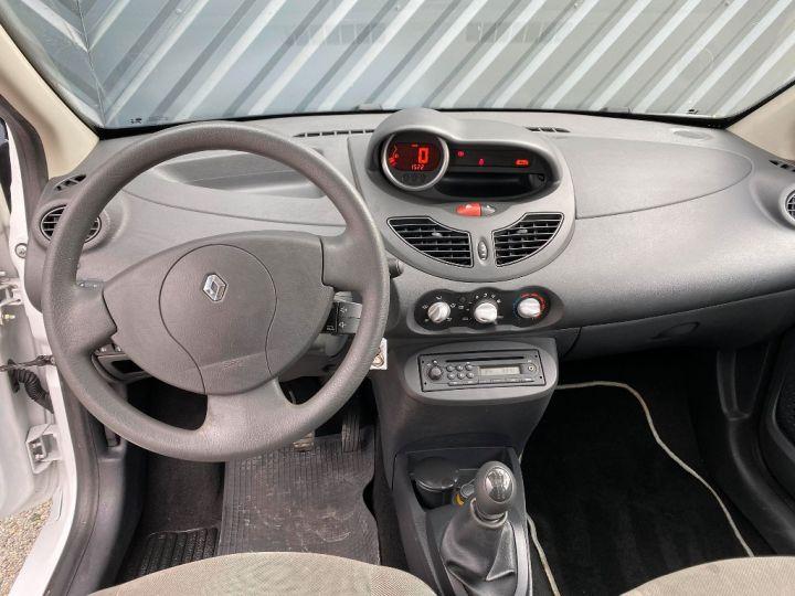 Renault TWINGO II 1.2 60 eco2 Access Blanche - 6