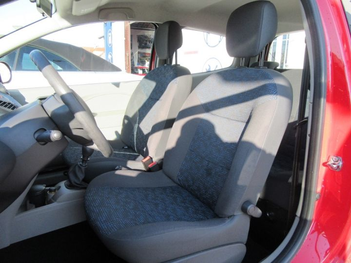 Renault TWINGO II 1.2 60CH AUTHENTIQUE Rouge Occasion - 4