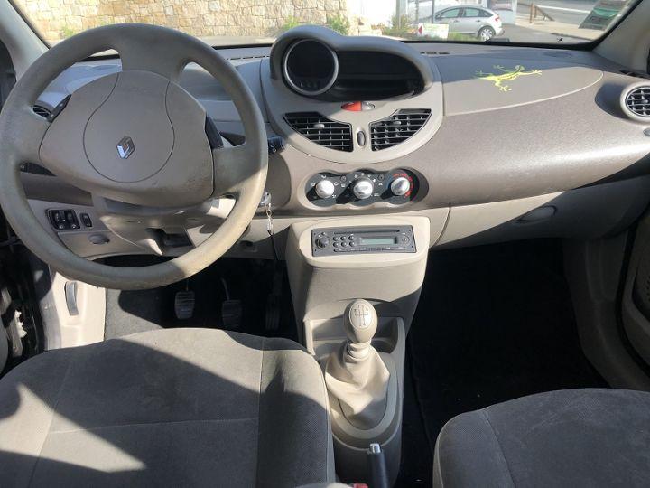 Renault TWINGO II 1.2 LEV 16V 75CH AUTHENTIQUE Noir - 2
