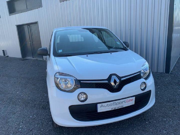 Renault Twingo III 1.0 SCe 70 cv Life BLANC - 1