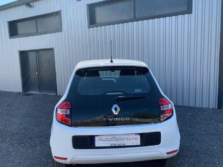 Renault Twingo III 1.0 SCe 70 cv Life BLANC - 4