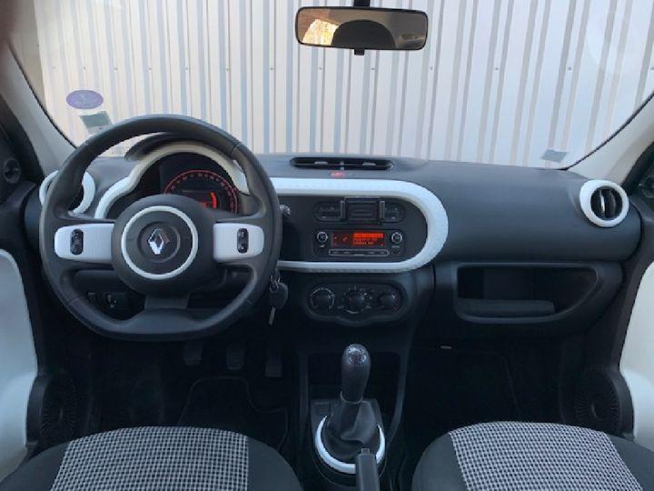 Renault Twingo III 1.0 SCe 70 cv Life BLANC - 5