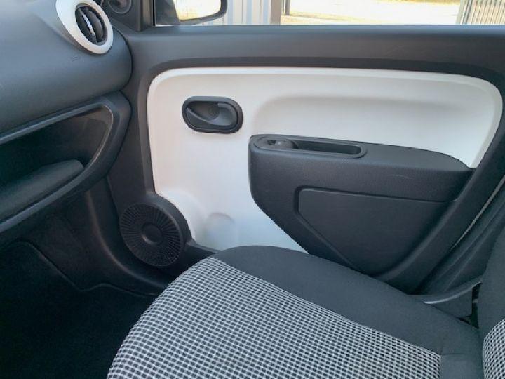 Renault Twingo III 1.0 SCe 70 cv Life BLANC - 10