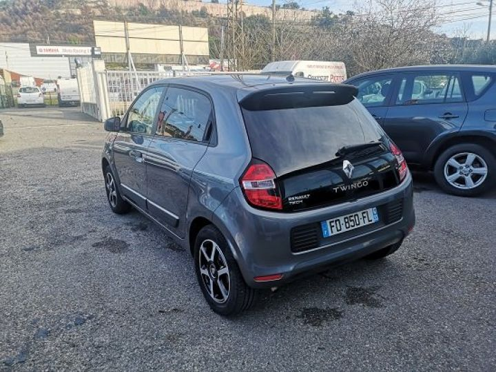 Renault Twingo intens GRIS FONCE Occasion - 4